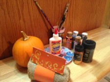Pumpkin Supplies