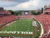 Georgia Game 1