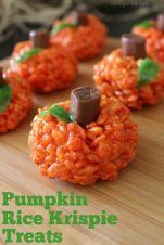 pumpkin-rice-krispy-treats